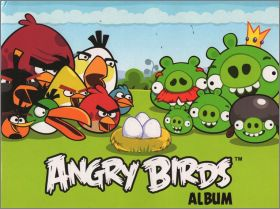 Angry Bids (emax stickers)