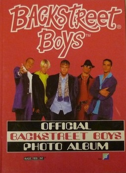 Back Street Boys Fotoalbum