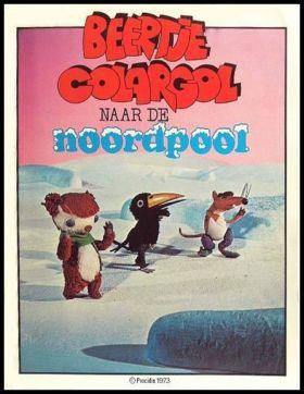 Beertje Colargol naar de Noordpool