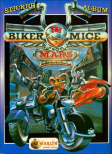 Biker Mice From Mars (merlin)