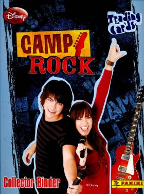 Camp Rock Trading Cards
