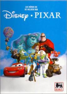 De Helden van Disney Pixar