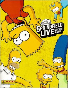 De Simpsons Springfield Live