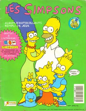 De Simpsons (tournon)
