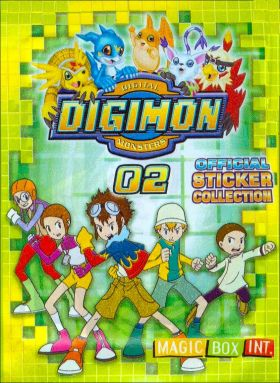 Digimon 2 (magic box int)