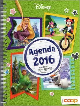 Disney Agenda 2016