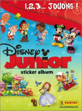 Disney Junior 123