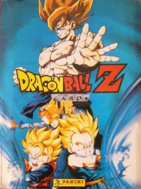 Dragonball Z cards serie 2