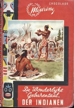 Gebarentaal der Indianen