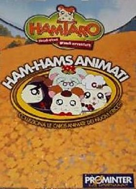 Hamtaro 3D Cards (prominter)