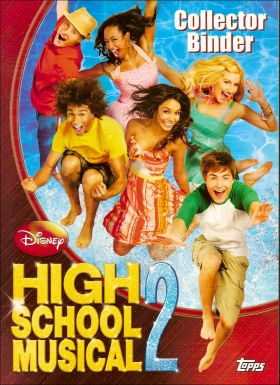 High School Musical 2 (Tadingcards)