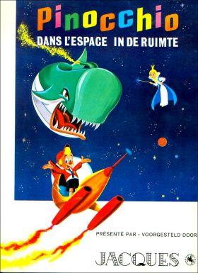 Pinocchio in de ruimte