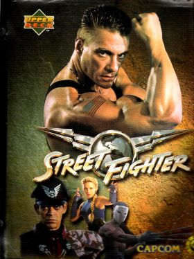 Street Fighter tradingcards