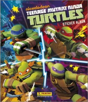 Teenage Ninja Turtles 2013