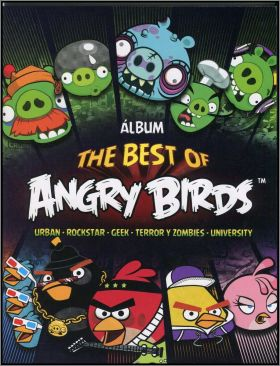 The best of Angry Birds