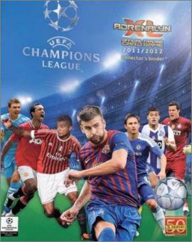 Voetbal CL Adrenalyn 2011-2012