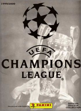 Voetbal Champions League 1999-2000