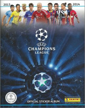Voetbal Champions League 2013-2014
