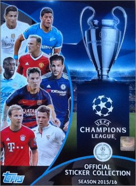 Voetbal Champions League 2015-2016 (topss)