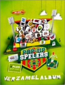 Voetbal Plus Pop-up spelers