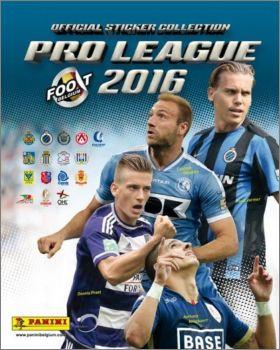 Voetbal Pro League 2016