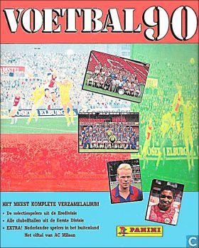 voetbal Eredivisie 1990