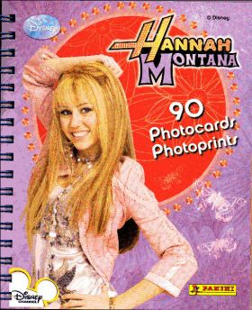 Hannah Montana Photocards