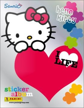 Hello Kitty I love Life