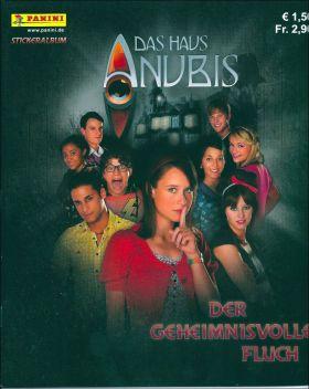 Het Huis Anubis; De Mysterieuze Vloek
