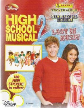 High School Musical 2 Lost in Music