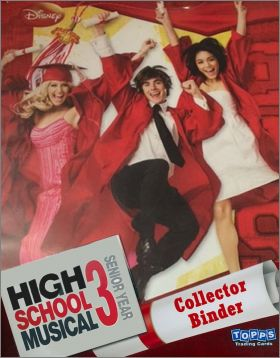 High School Musical 3(tradingcards)