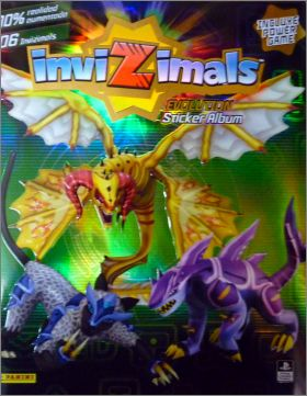 Invizimals Evolution