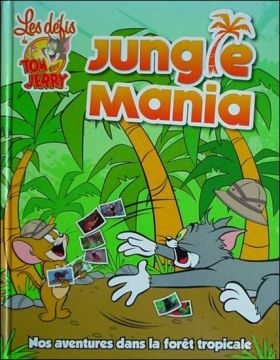 Jungle Mania Tom en Jerry
