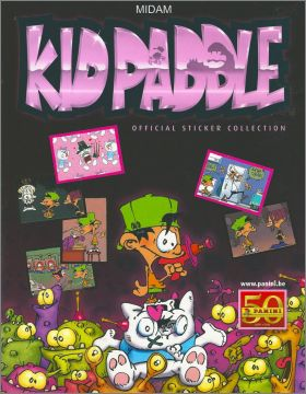 Kid Paddle 2011