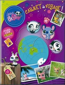 Littlest Pet Shop reisdagboek