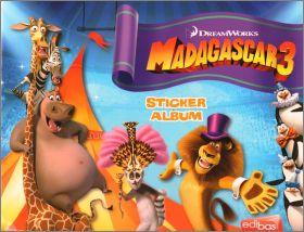 Madagascar 3 (edibas)