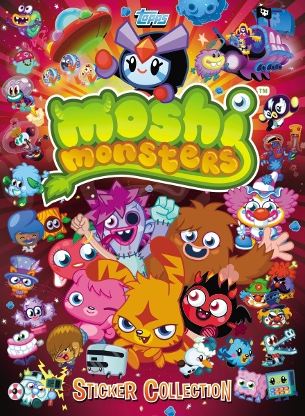 Moshi Monsters 3