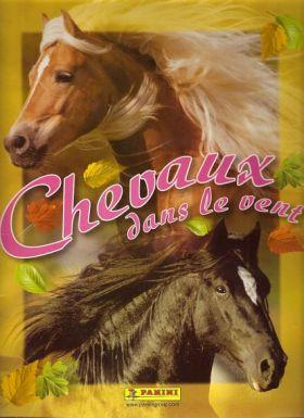 Paarden in de Wind