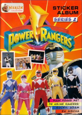 Power Rangers serie 2
