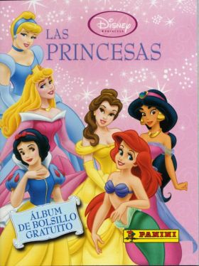 Princess pocket album