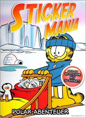 Sticker Mania Noordpool Avontuur