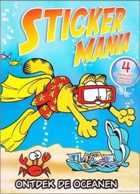 Sticker Mania Ontdek de Oceanen