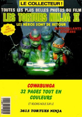 Teenage Mutant Ninja Turtles 2 (tournon)