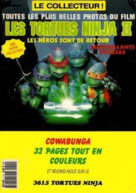 Teenage Mutant Ninja Turtles 2 (tournon)