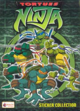 Teenage Ninja Turtles (2003) (merlin)