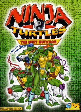 Teenage Ninja Turtles The Next Mutation (1998)