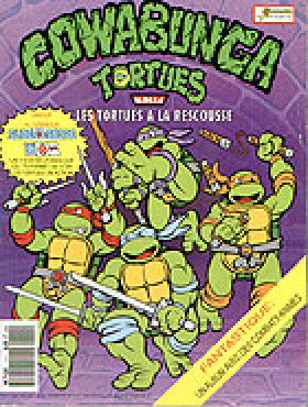 Teenage Ninja Turtles (tournin-euroflash)