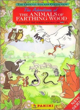 The Adventures of the Animals of farthing Wood new series