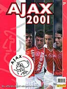 Voetbal Ajax 2001