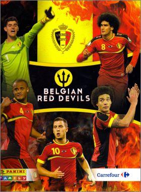 Voetbal Belgian Red Devils